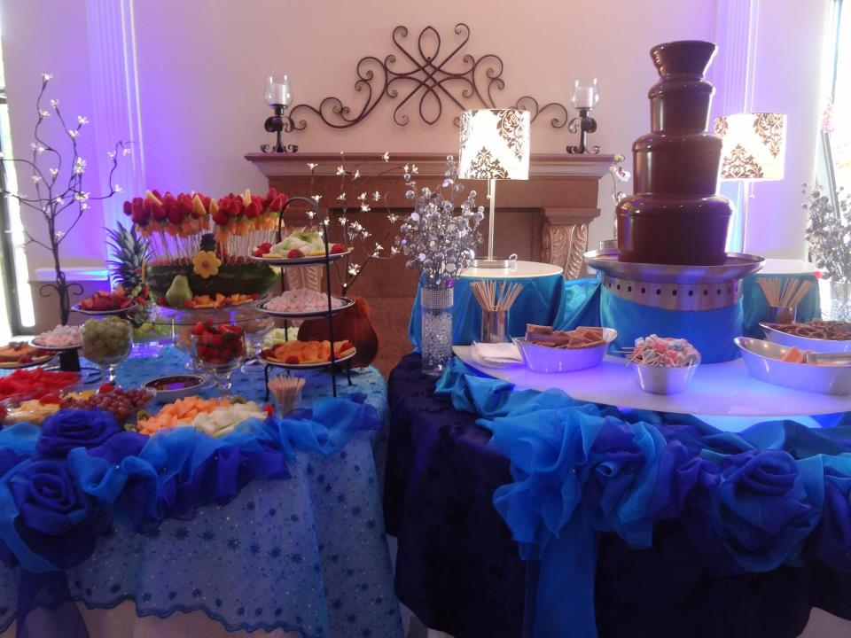 Decoraciones y manteleria para quince a os en houston tx for Decoracion de salon xv