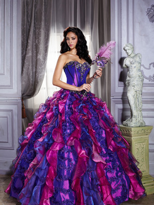Quinceanera Dress in Houston