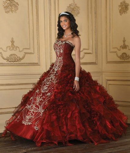 Vestidos de Quinceanera en houston TX