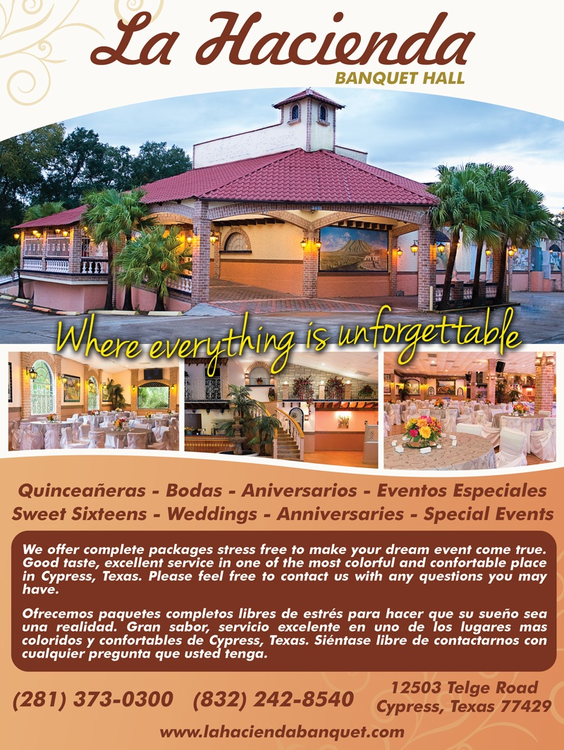 La Hacienda Banquet Hall