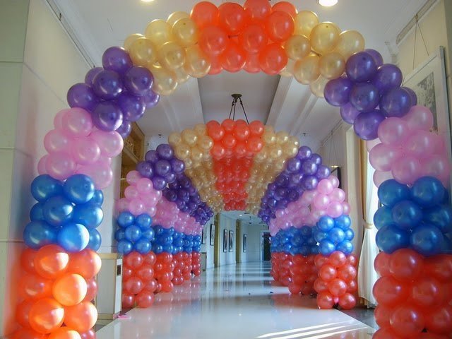 Balloon Decorations in Houston TX