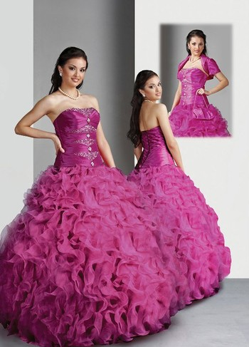 Vestidos de Quinceanera en Houston Texas