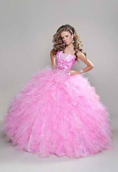 Custom Quinceanera Dresses in Houston