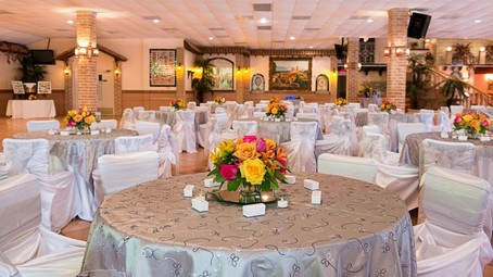 La Hacienda Reception hall