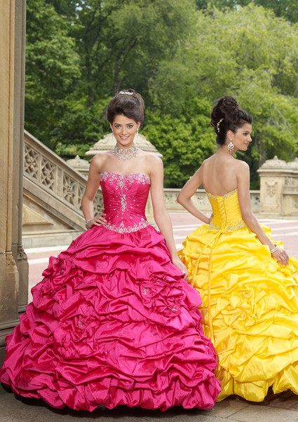 Mori Lee Vestidos de Quinceanera en Houston TX