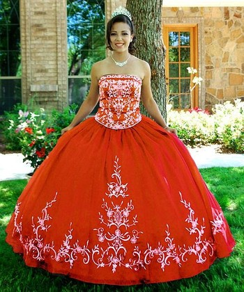 traditional quinceanera dresses in houston