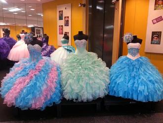 Tiendas de vestidos para quinceaneras Houston