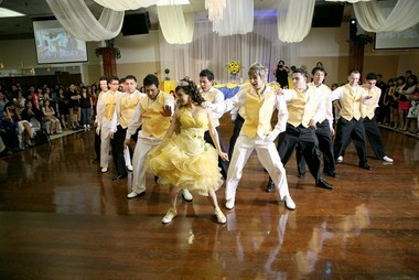 coreografia quinceanera houston